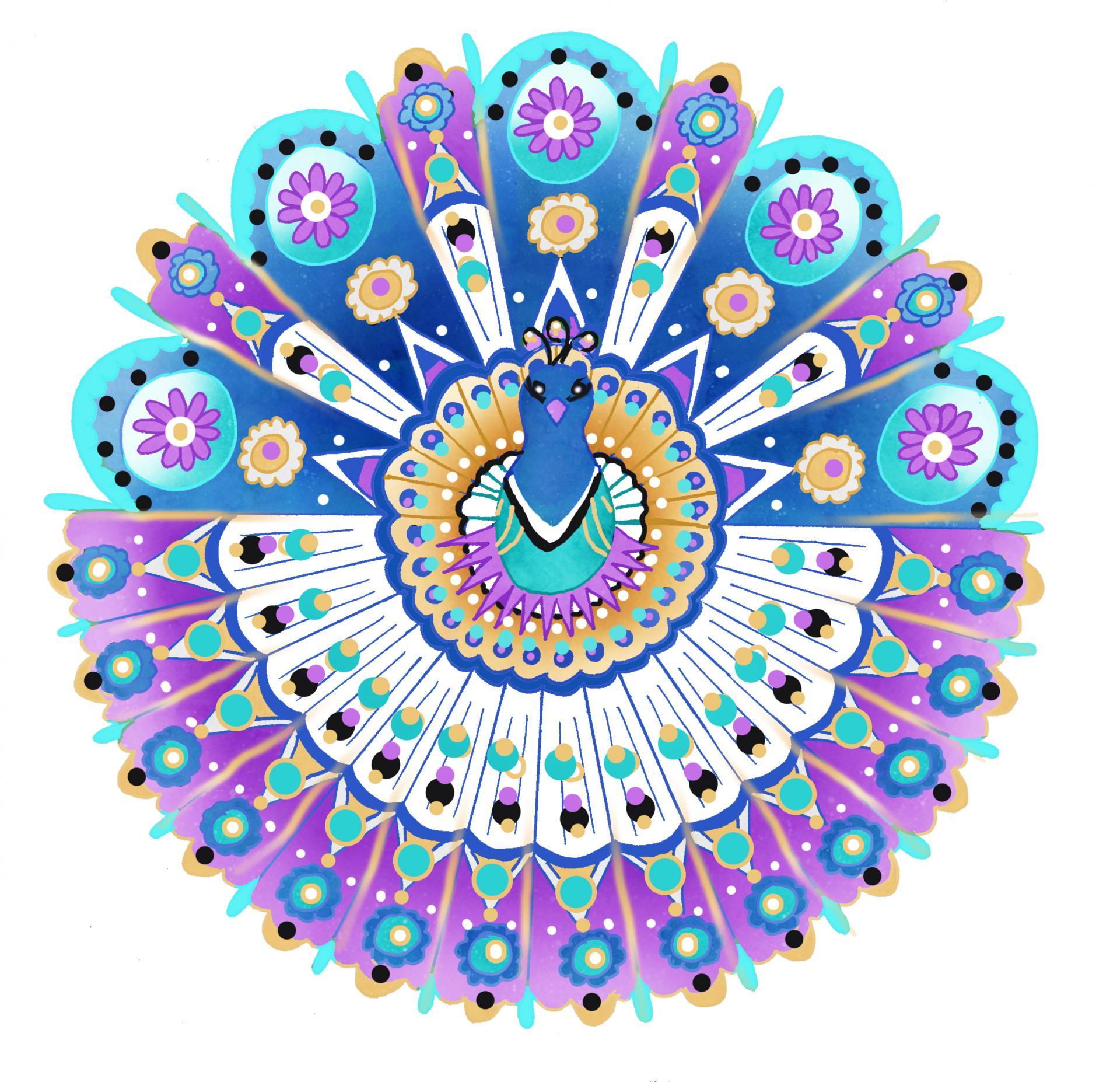 Mandala l gance
