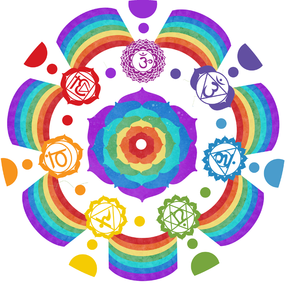 Mandala quilibre